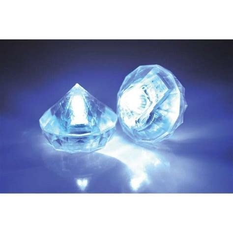 Led Diamond Light Submersible Set Of 24 Led Diamond Lights
