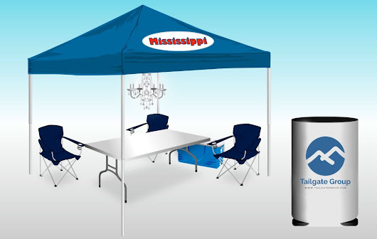 Grove Tailgate Services Mississippi | Tailgate Group -Oxford, MS