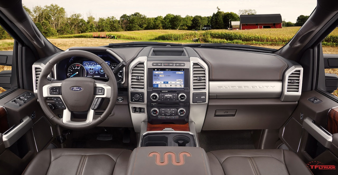 2017 Ford F 250 Super Duty Lariat Crew Cab 4x4 Front ...