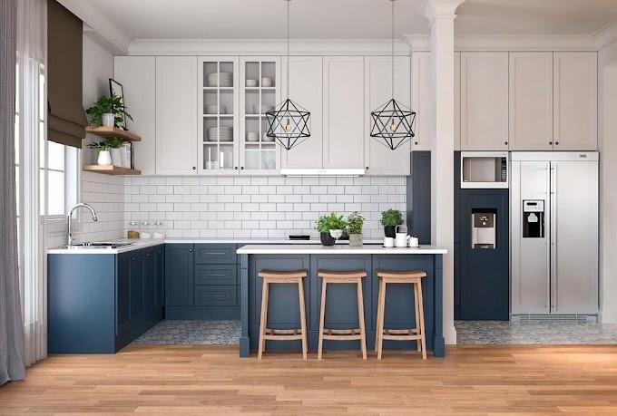 Dapur Kecil Cantik Minimalis | Ide Rumah Minimalis
