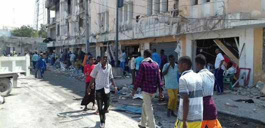 Somalia: the literature of a nation in ruins