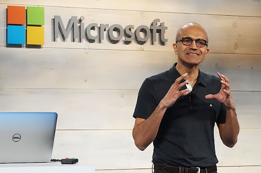 Microsoft is BEATING Amazon's cloud revenues. Er, how?