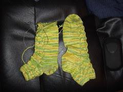 crosshatch socks
