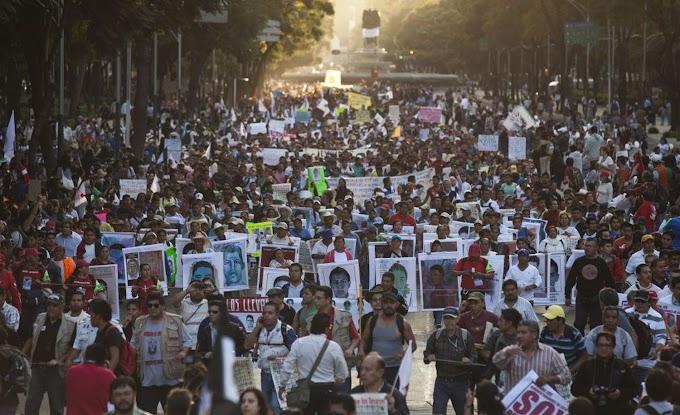 LÓPEZ OBRADOR: sin avances en la investigación del caso Ayotzinapa