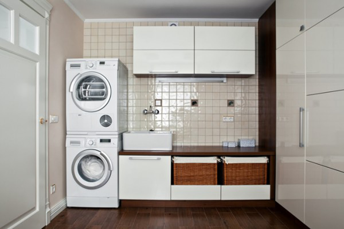 Laundry Room Storage Ideas Interior Design Ideas