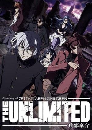 Zettai Karen Children: The Unlimited - Hyoubu Kyousuke [12/12] [HD] [MEGA]
