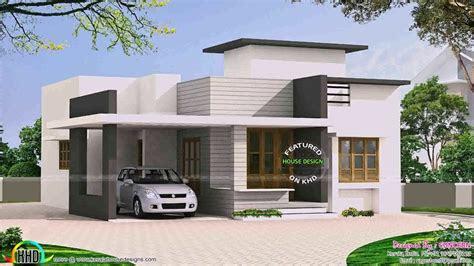 indian simple house designs single floor youtube