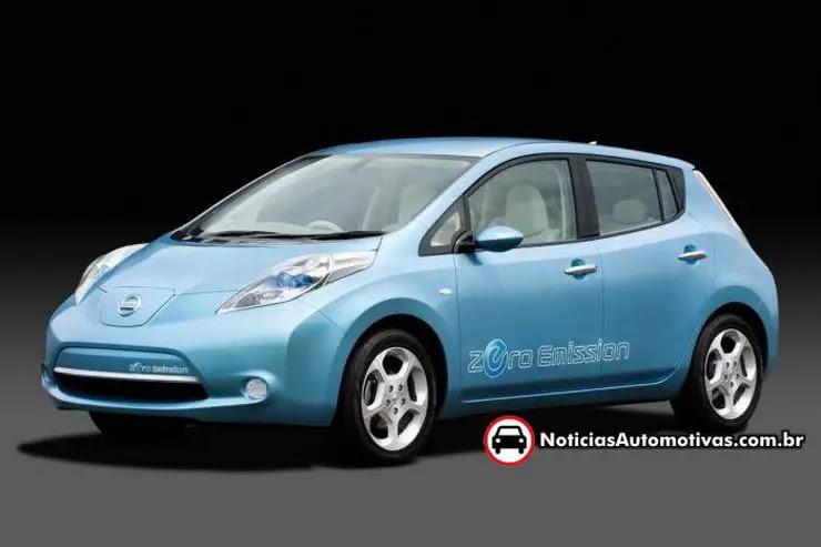 nissan leaf desembarcara na europa comecando por portugal e irlanda Nissan Leaf ultrapassa marca dos 20.000 vendidos