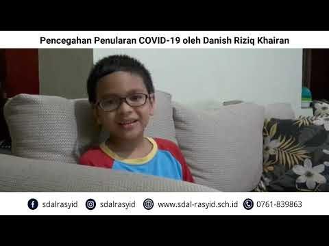 Pencegahan Penularan COVID 19 oleh Danish Riziq Khairan