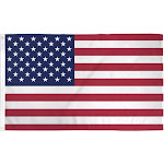 USA 3' x 5' Grommet Flag