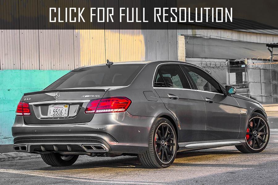 2015 Mercedes Benz E Class Amg - news, reviews, msrp ...