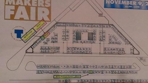 Tex Ave Makers Fair Nov 9 by trudeau