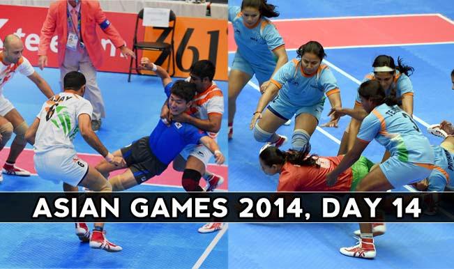 Asian Games 2020 Live Updates Kabaddi teams bring golden