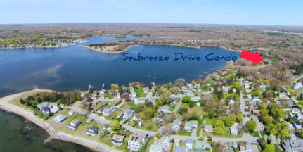 Seabreeze Drive North Kingstown Renovated Waterfront Condo for Sale