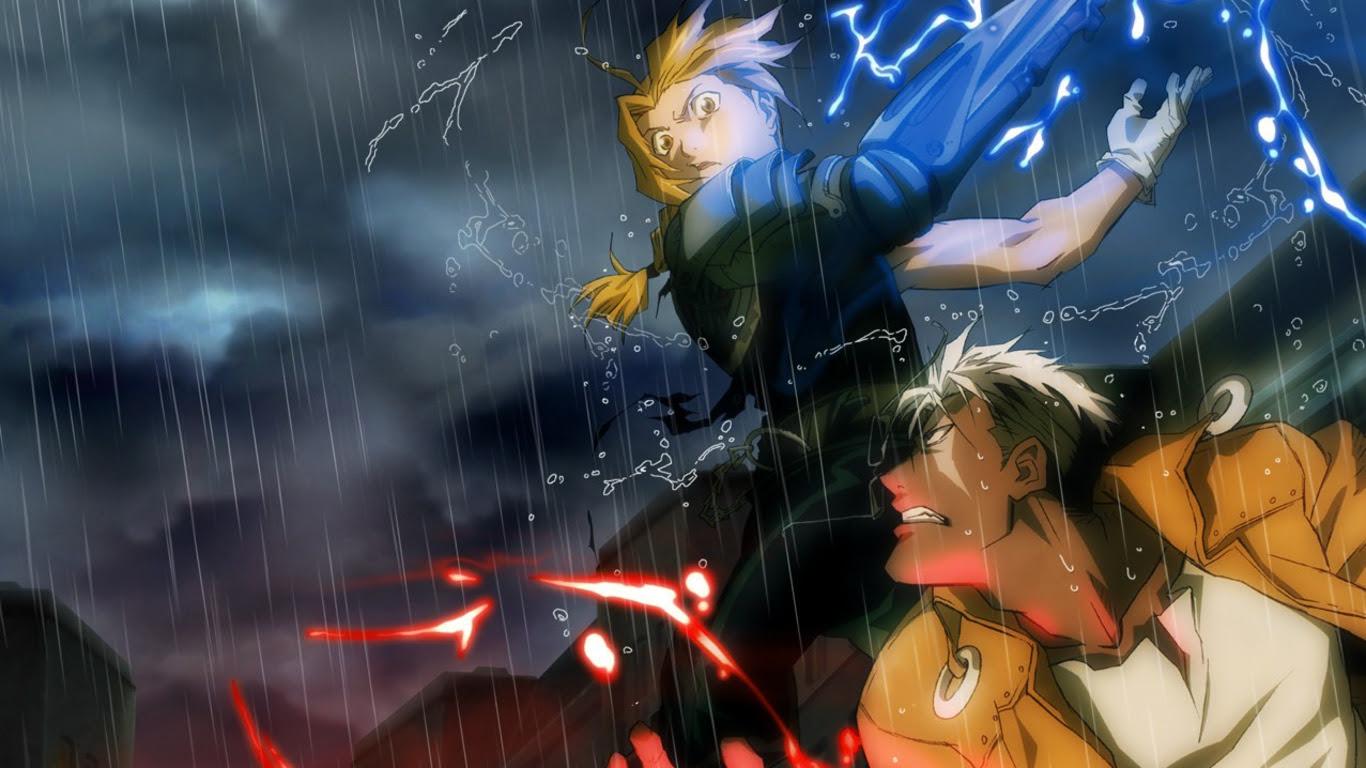 Fullmetal Alchemist Brotherhood 43 Hd Wallpaper Animewp Com