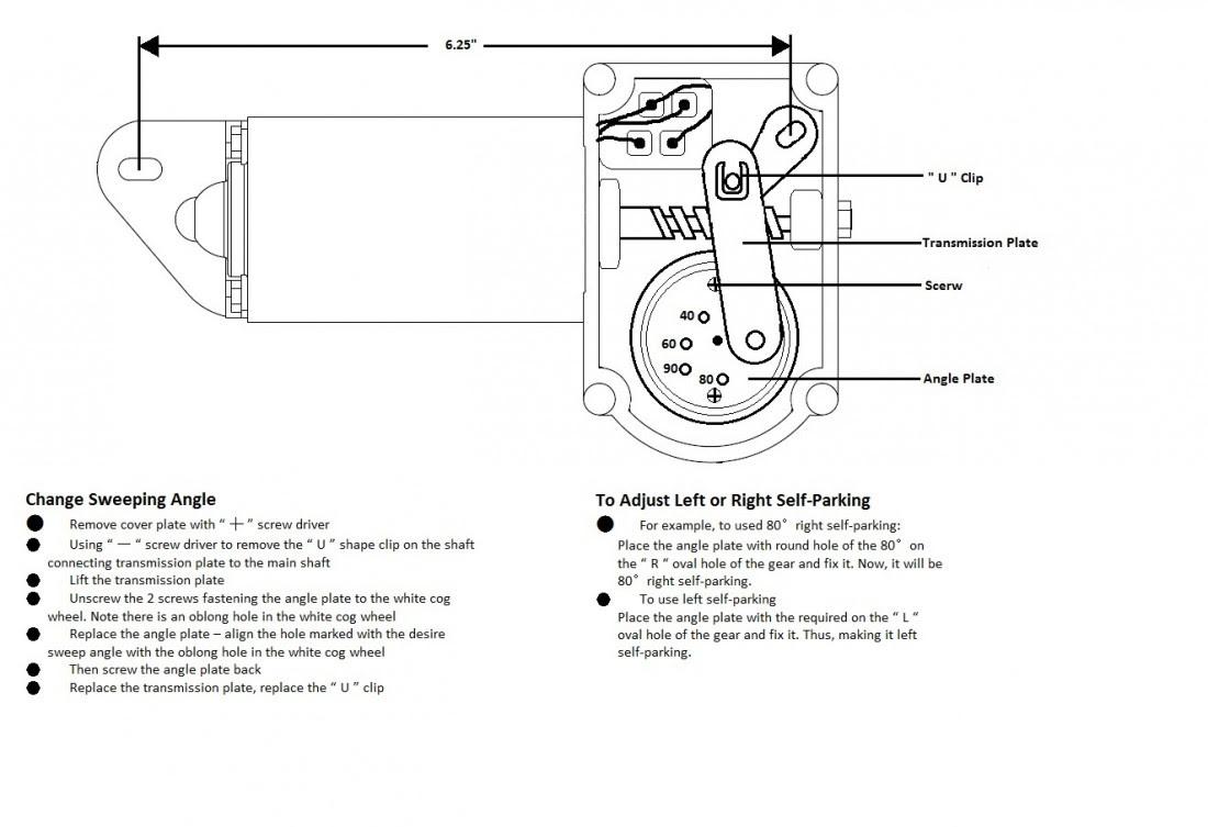 32 Gm Wiper Motor Wiring Diagram