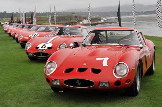 1962 Ferrari 250 GTO for sale in Germany at $64 million