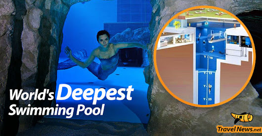 World's Deepest Pool Opens in Italy | Tourism | Main