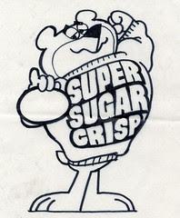 Sugar Bear concept art