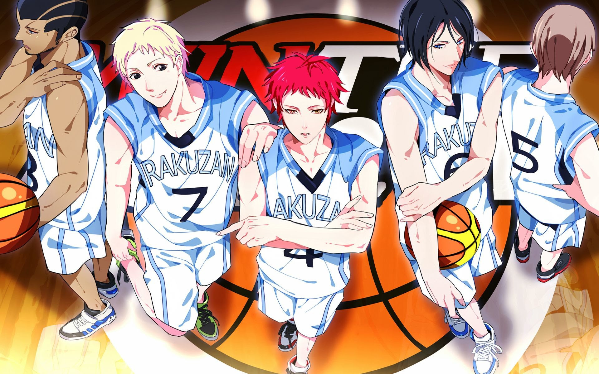 Unduh 640 Wallpaper Hd Anime Kuroko No Basket Gratis Terbaru