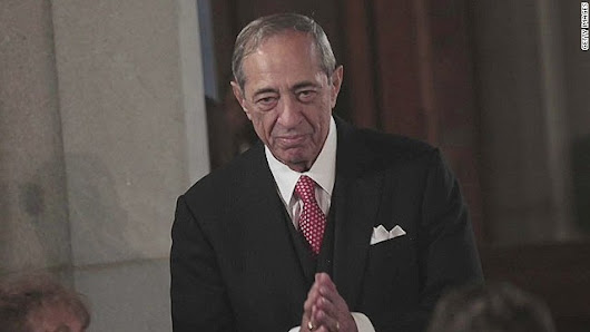 Former New York Gov. Mario Cuomo dies at 82; we've 'lost a giant'