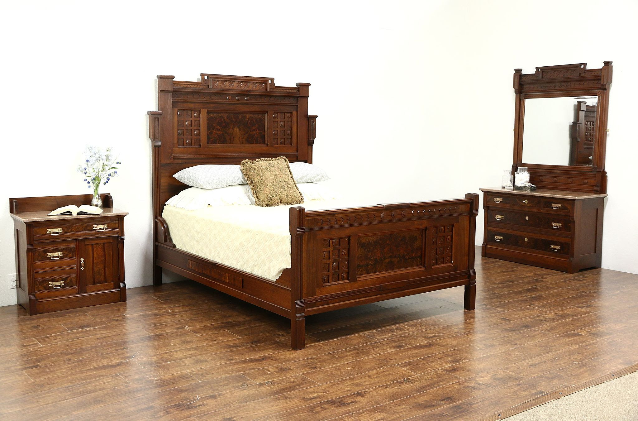 55 Queen Size Bedroom Sets With Dressers Best HD