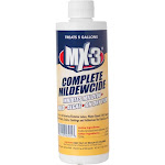 CFI Products MX-3 Complete Mildewcide, 7.5-Ounce