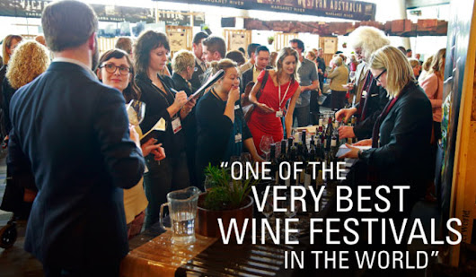 Vancouver International Wine Festival  – Events