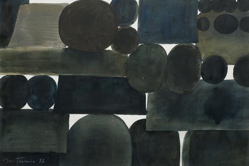 thegiftsoflife:Tarasin Jan(Poland)Untitled, 1992watercolour, paper