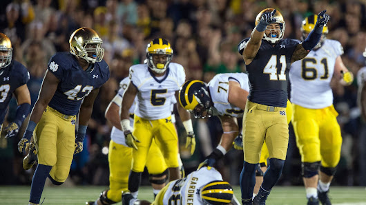 Notre Dame And Michigan To Play Again?
