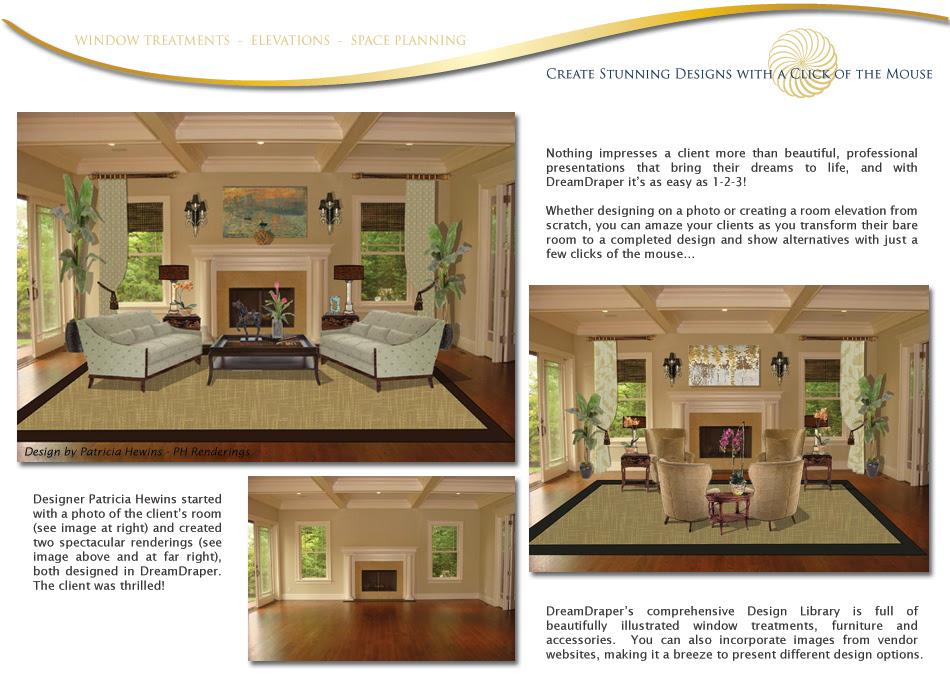 Interior Design Software   dreamDraper