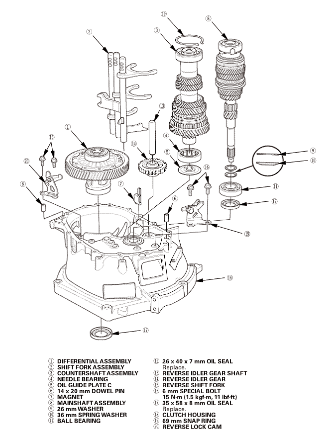 96 Honda Wiring Diagram