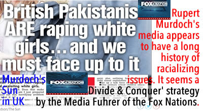 fox news racist news fox news racists fox news racism