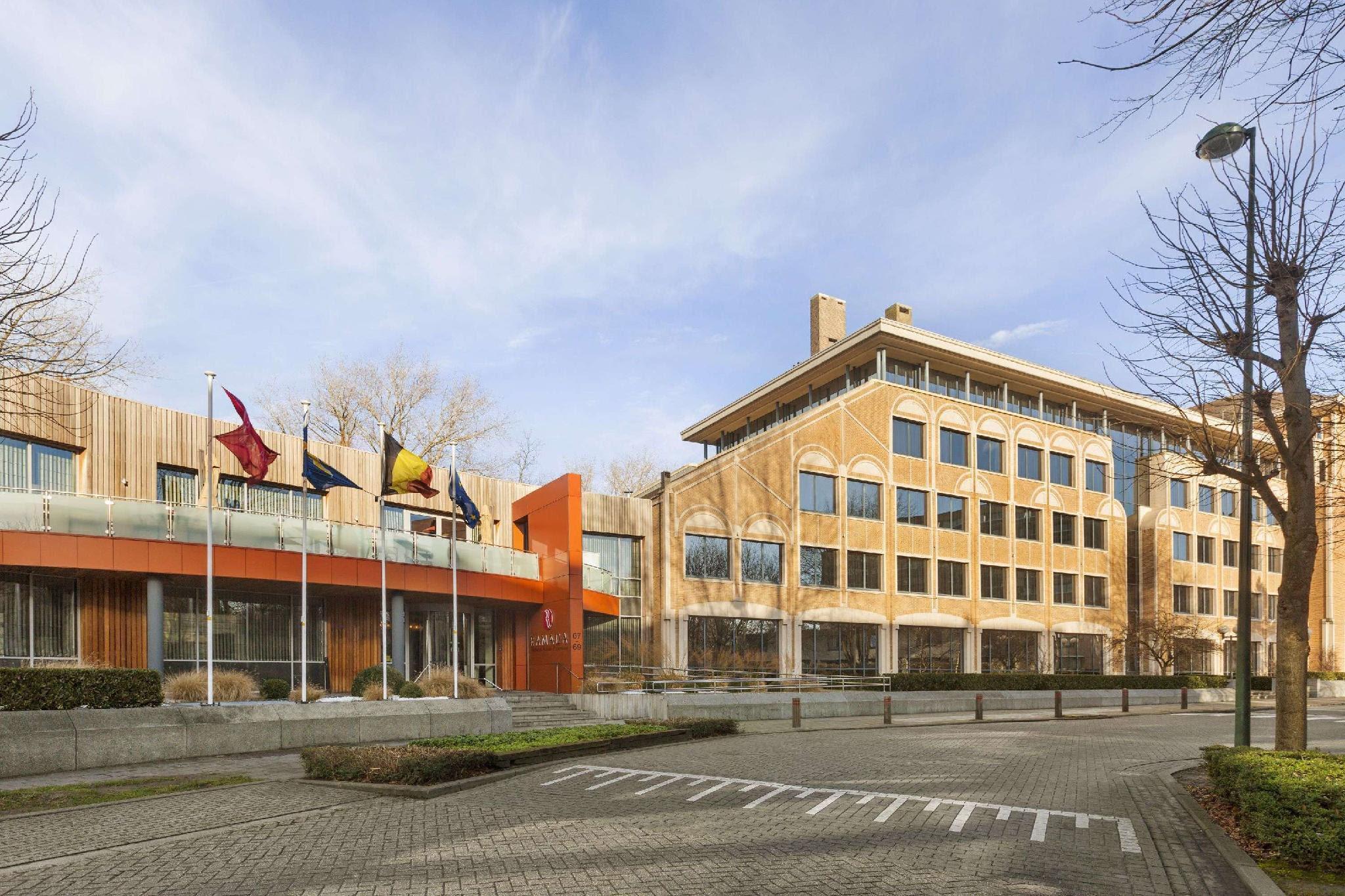 hotel near Brussels Ramada Brussels Woluwe
