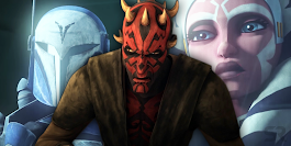 The Clone Wars Revival Can Pay Off Solo's Maul Cameo | ScreenRant