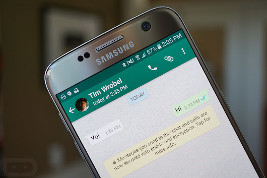 WhatsApp Update With Quick Reply, Other Features Exits Beta | Droid Life