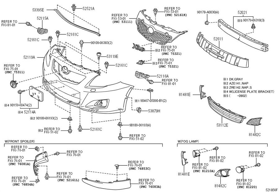 Wiring Database 2020: 25 2003 Toyota Camry Parts Diagram