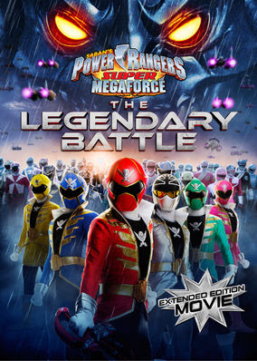 Power Rangers Super Megaforce: The...