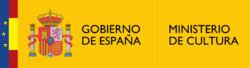 http://upload.wikimedia.org/wikipedia/commons/thumb/9/97/Logotipo_del_Ministerio_de_Cultura.png/250px-Logotipo_del_Ministerio_de_Cultura.png