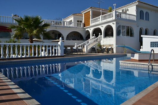 Villa Arco self catering cottage for hen parties in Spain , Spain