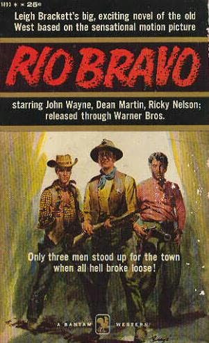 book cover of   Rio Bravo