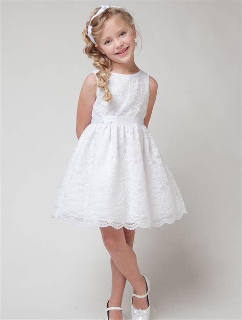 Country Wedding Flower Little Girl Dresses,3 Year Old Girl
