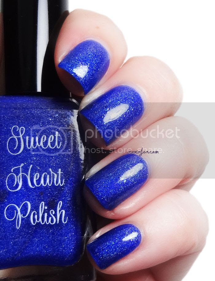 xoxoJen's swatch of Sweet Heart Polish Sirius