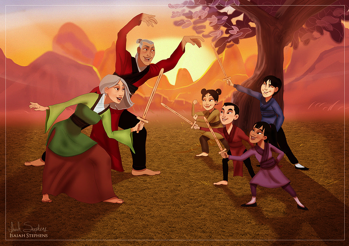 8 Disney Princesses Enjoying Their Old Age, Because They ...