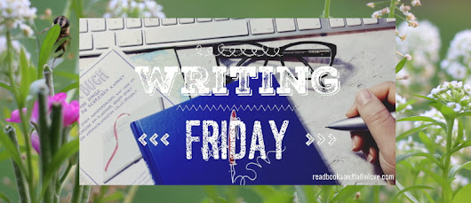 "|Aktion| ""Writing Friday"" 06.01-18 