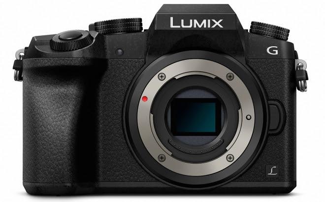 Panasonic announces Lumix DMC-G7 with 4K video