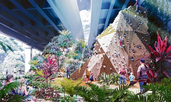 perierga.gr - Εντυπωσιακό πάρκο 25 χιλιομέτρων στη Σιγκαπούρη!