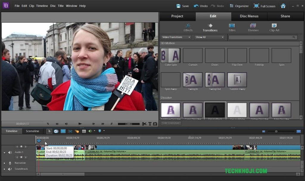 Top 5 Video Editing Software for Windows 10  TechKhoji