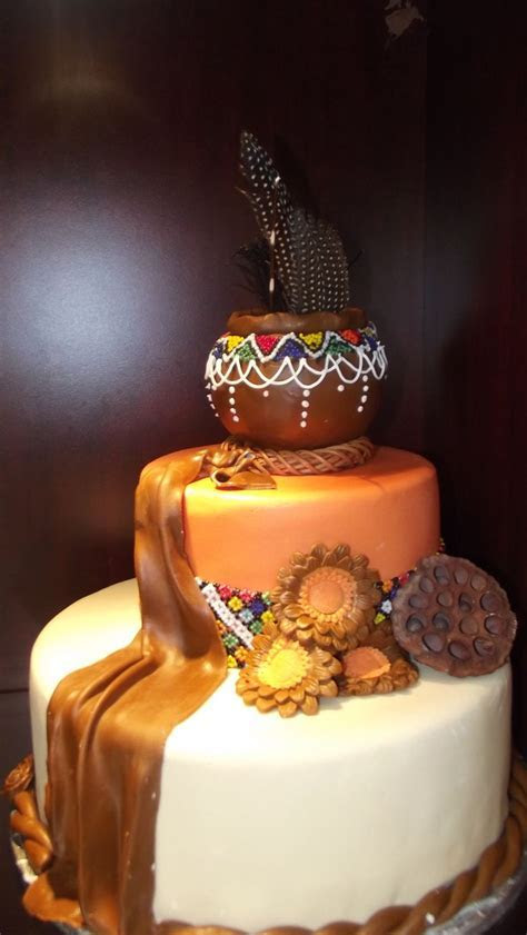 Pin Xhosa And Zulu Village South African Cake Decorators