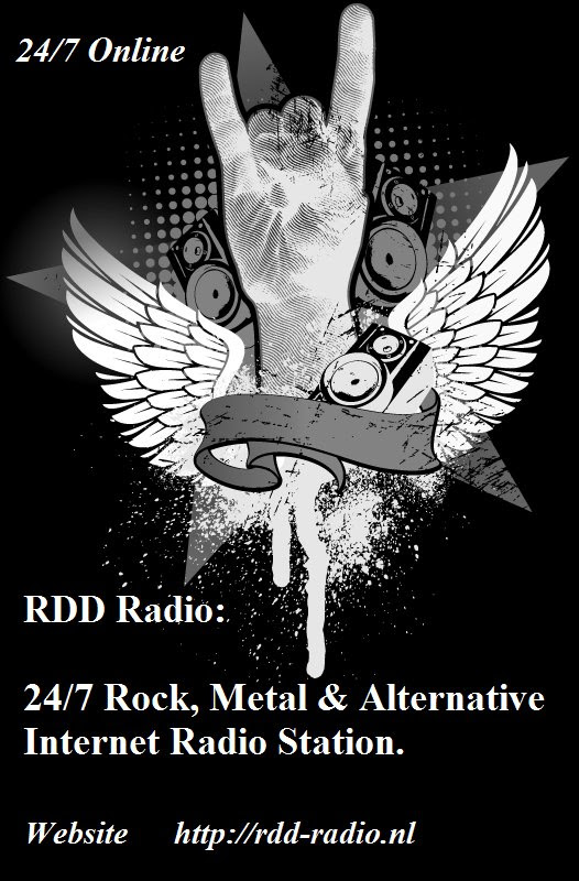 "RDD Radio op Twitter: ""RDD Radio: The real 24/7 Internet Radio station for Rock and Metal Lovers  Website:   """